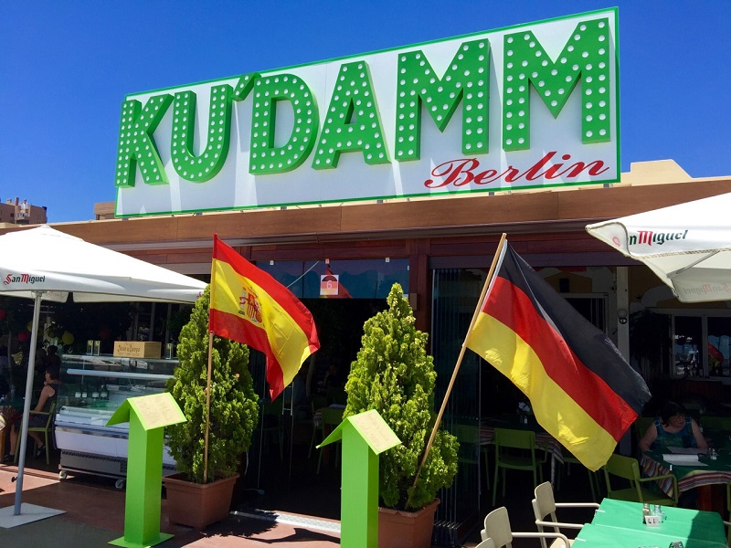 Restaurant Kudamm Berlin in Fuengirola