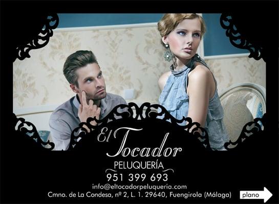 Friseur Hairdresser Fuengirola