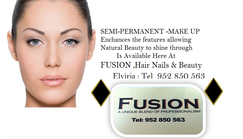Friseur Salon Fusion in Elviria